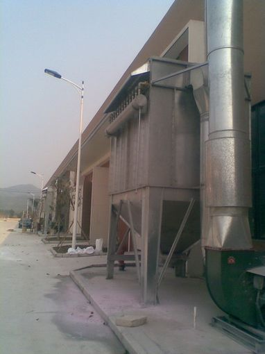 泉州脈沖除塵器選鴻鏘_價格優惠-優質的脈沖除塵器