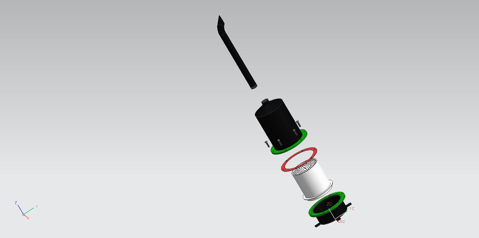 太仓ACME尾氣淨化器——想買耐用的柴油叉車尾氣淨化器,就來太仓凯博娱乐app