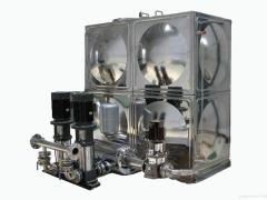 厦门迎龙提供好的箱泵一体化