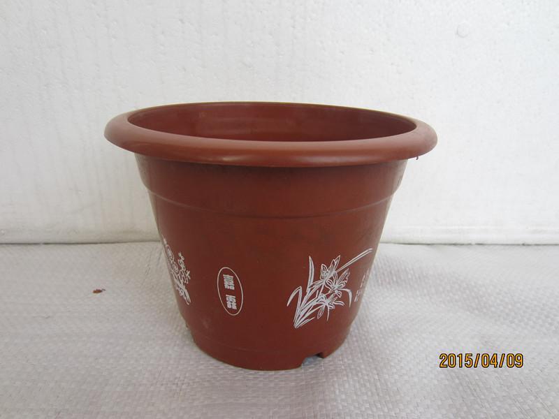 塑料花盆批發價格-佳鑫花盆塑料廠供應塑料花盆