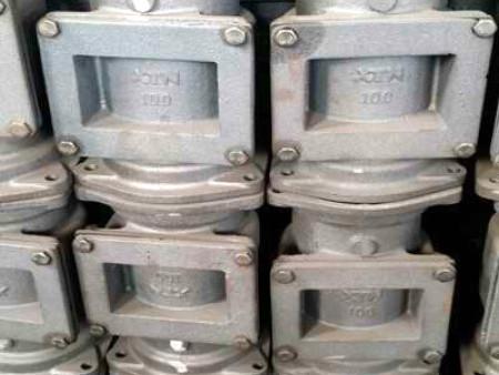 河北B型铸铁排水管件闭水检查口