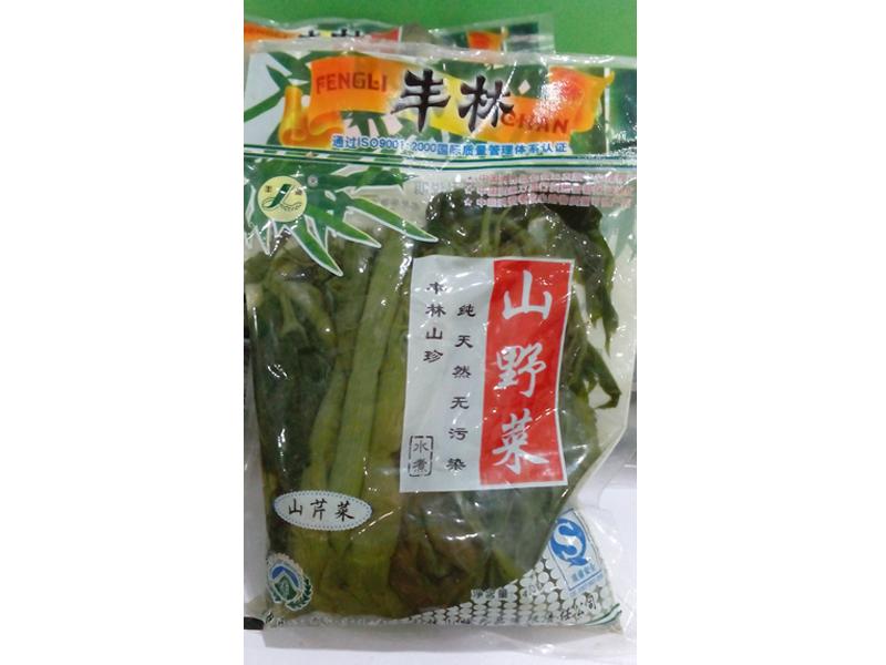 黑龙江特产---山芹菜