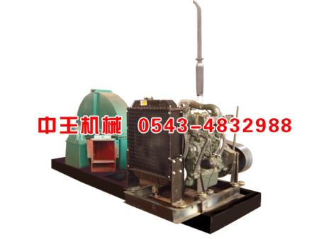1710柴油削片机