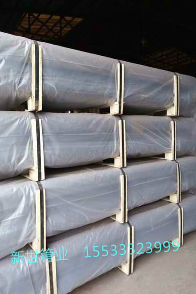 新世柔性离心铸铁排水管价格更实惠