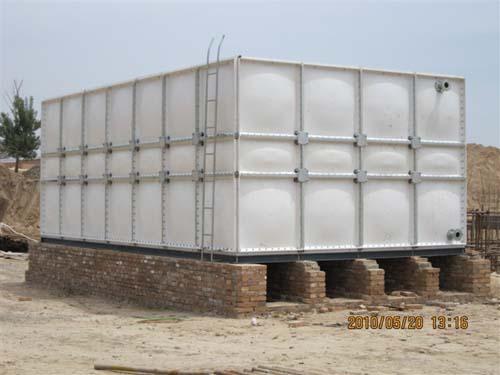 供銷大型搪瓷水箱 【推薦】北方玻璃鋼出售搪瓷水箱