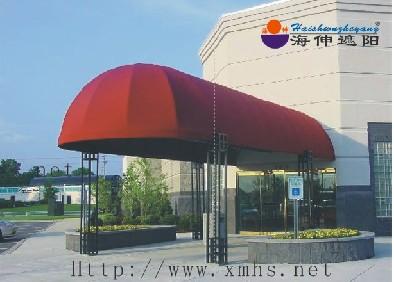 厦门海神帐篷·专业的遮阳篷供应商 福建别墅遮阳篷