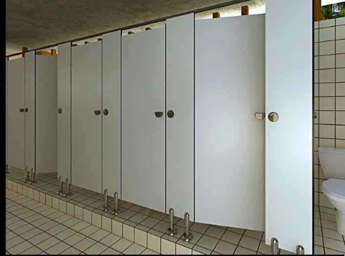 厦门卫生间隔断 买新款卫生间隔断来闽福橱柜厂