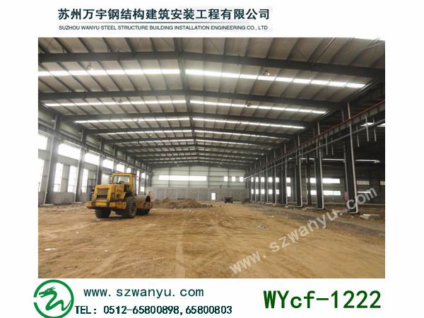 在哪能买到口碑好的昆山钢结构厂房_苏州昆山钢结构厂房