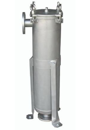 DL1系列单袋精密袋式过滤器布袋过滤机