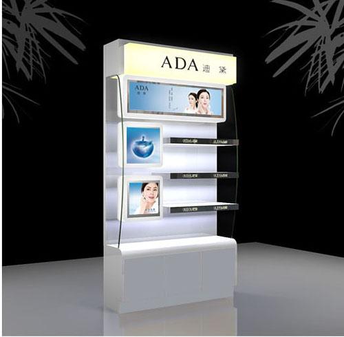 价格划算的化妆品展柜设计,北京化妆品展柜供应厂商