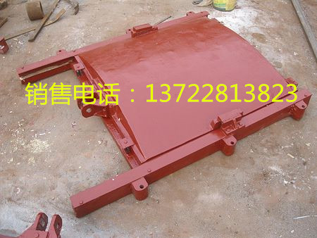 皆利水利機械廠提供好的單向鑄鐵鑲銅方閘門:價格合理的單向鑄鐵鑲銅方閘門