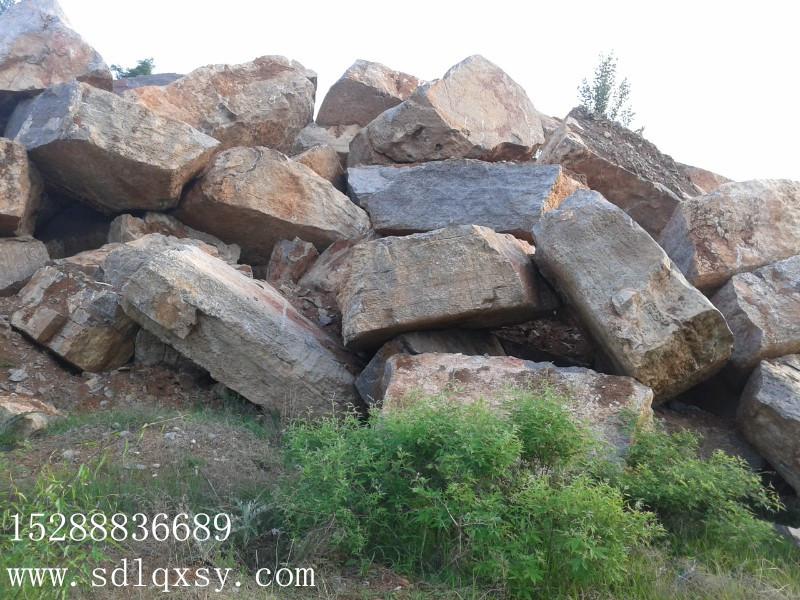 潍坊哪有供应口碑好的假山石——鹅卵石批发