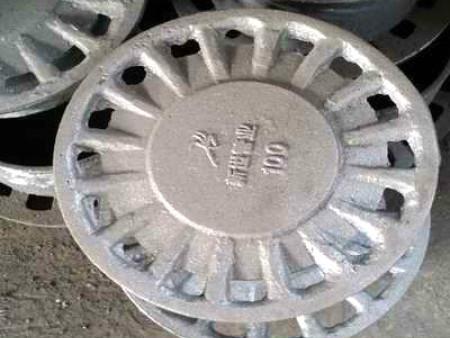 铸造厂家新世W型铸铁排水管件生产