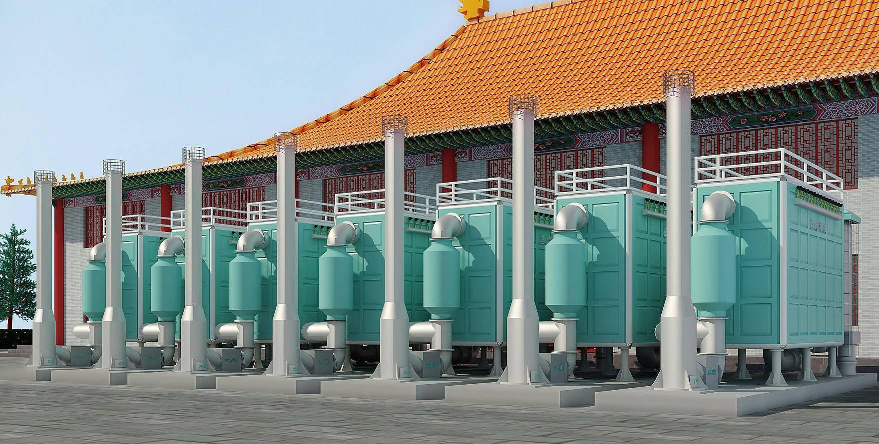 火化機尾氣處理設備代理加盟——價位合理的焚燒爐尾氣淨化設備供應信息