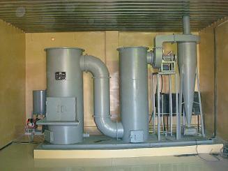 焚燒爐尾氣處理設備專業供應商,優惠的焚燒爐尾氣處理設備