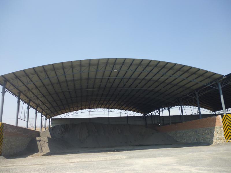 山東煙臺鋼結構安裝哪家可靠_萊州鋼結構廠家