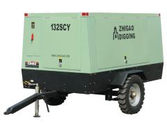 济南柴油机驱动移动式螺杆压缩机厂家推荐|移动式压缩机批发