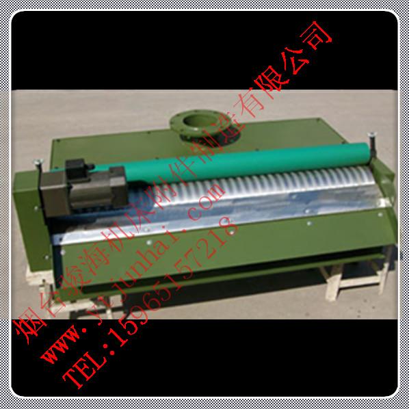 SQCF系列超强磁力平辊磁性分离器