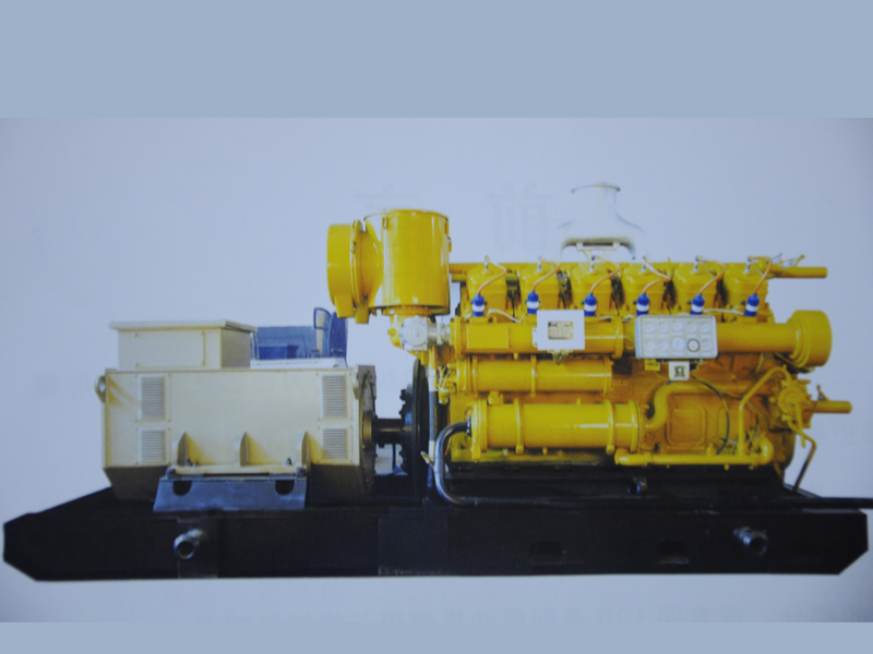 济南瓦斯发电机组_实惠的燃气发电机组齐发机电设备公司供应