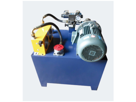 泰安專業的液壓站批售,吉林礦用乳化液泵站