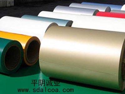 山東彩涂鋁板鋁卷供應商:聊城彩涂鋁板鋁卷