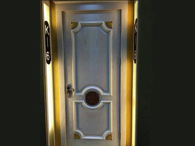 為您推薦閩福櫥柜廠品質好的房間門-三明房間門