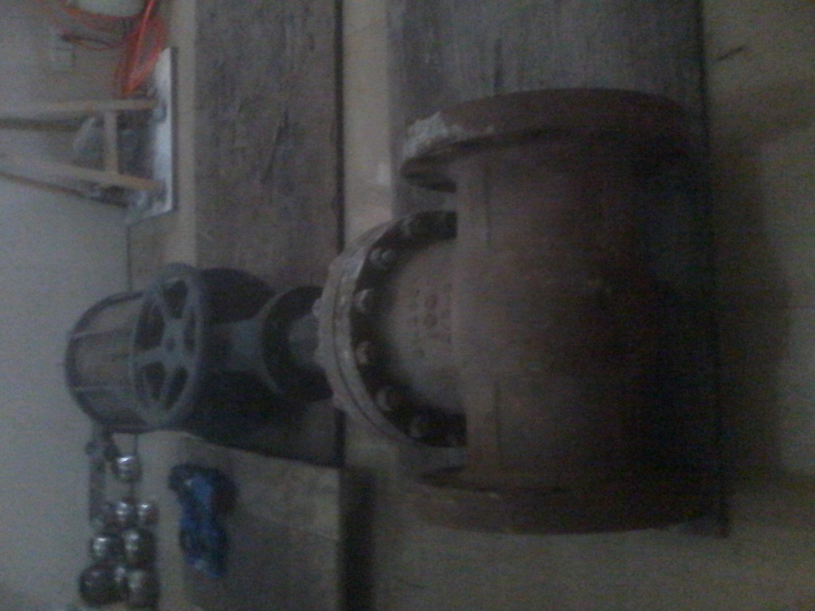气动高压闸阀维修