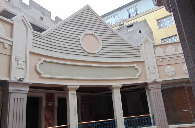 外墙装饰,上海欧式建筑装饰