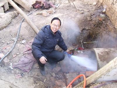 河北地热钻探专业施工团队