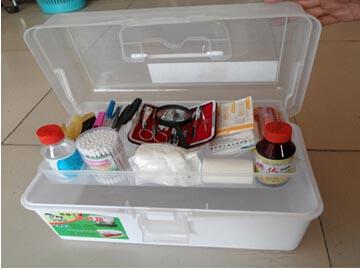 家庭医药箱