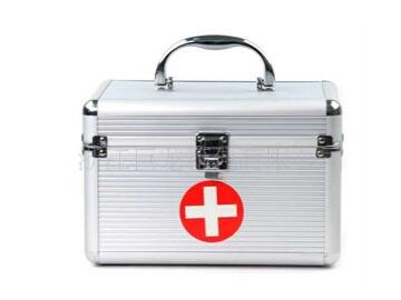 铝合金备用医药箱