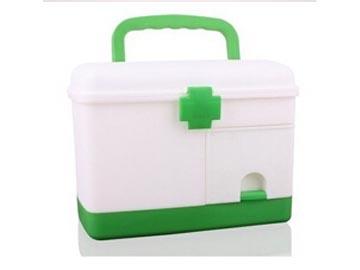 家庭常用医药箱
