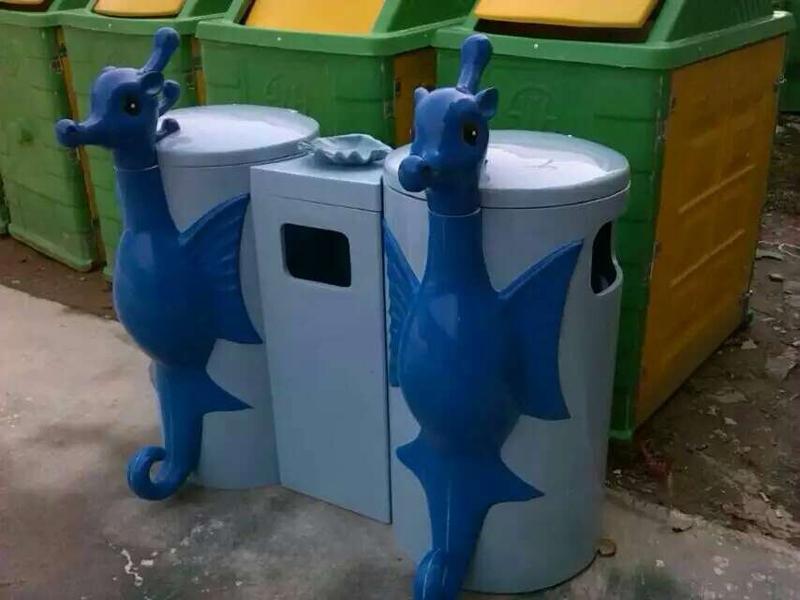 精品垃圾桶
