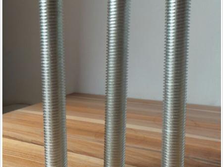 12.9级镀锌高强度加长丝杠生产厂家