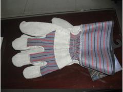 想买具有口碑的烧焊手套,就到庆华商贸|菏泽绝缘手套