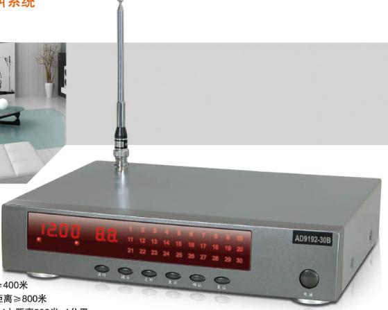 智能無線呼叫系統