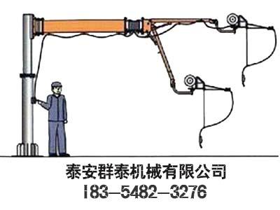 焊机空间臂