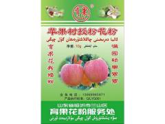 苹果树授粉花粉代理加盟|专业的苹果树授粉花粉提供商,当属育果花粉