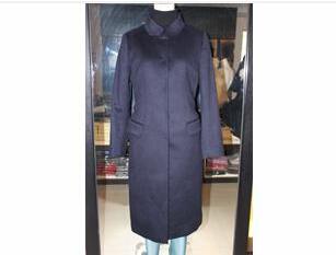鄂尔多斯女士羊绒大衣
