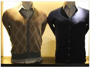 鄂尔多斯男士羊绒衫