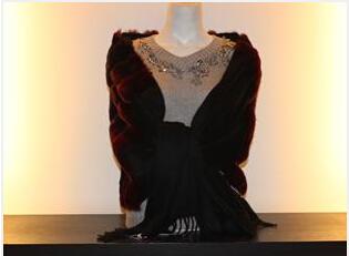 鄂尔多斯女士羊绒披肩