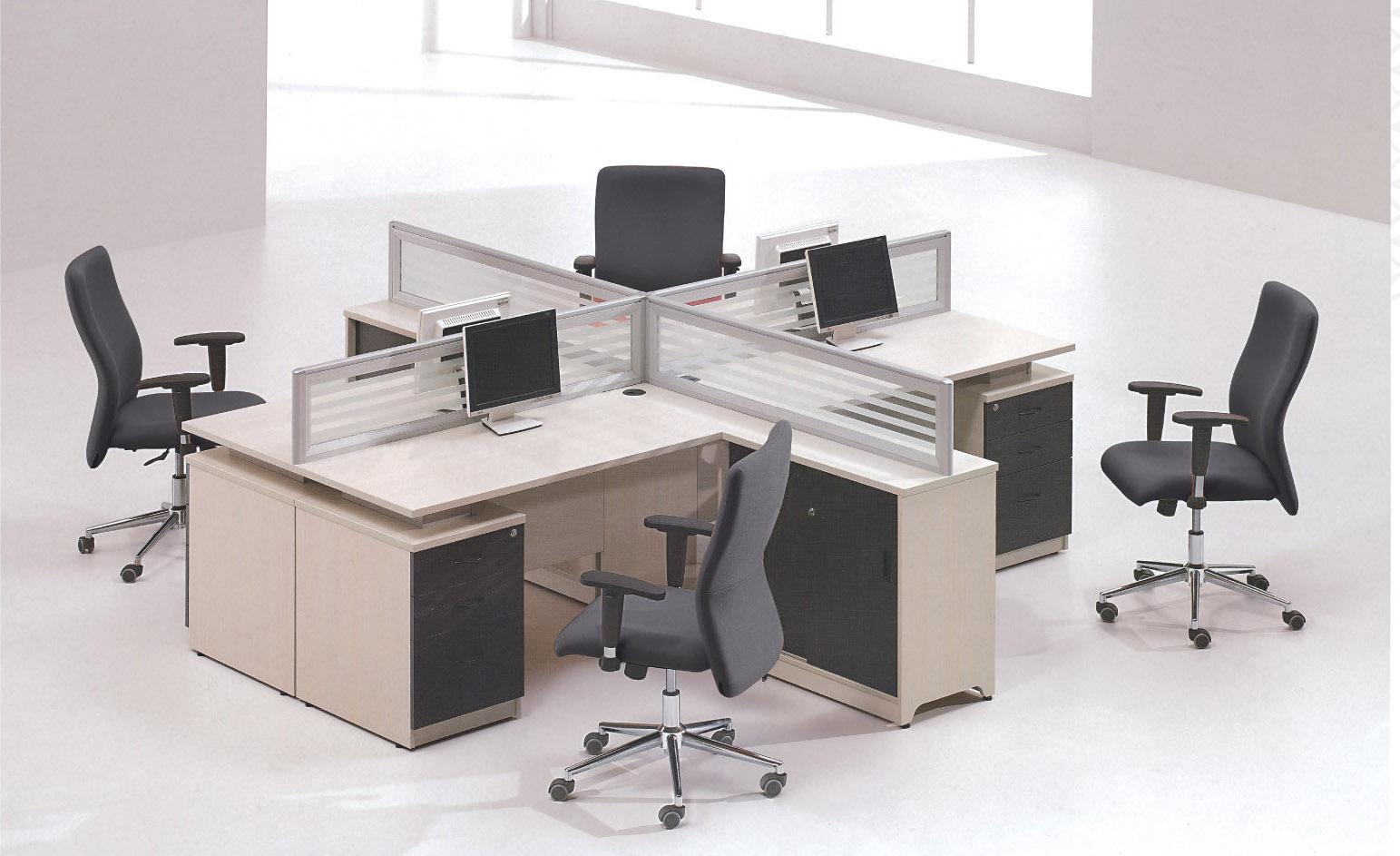 福建办公桌 物美价廉的泉州办公家具 泉州艺博家具供应