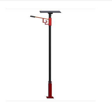 南宁太阳能灯 6米便携式 安装简单