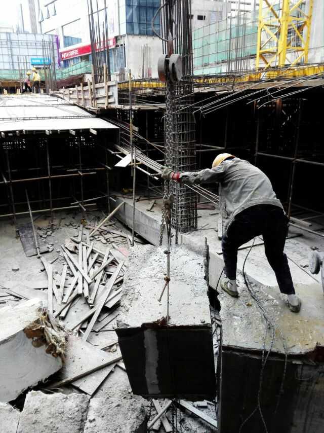 临沧昆明混凝土切割:口碑好的昆明混凝土切割就在云南启圣