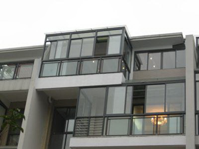 金鹏门窗厂——专业的封阳台提供商|塑钢封阳台订制