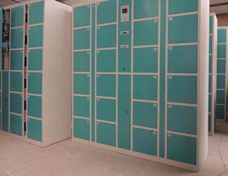 上海市新品电子存包柜哪里有供应:电子存包柜厂家