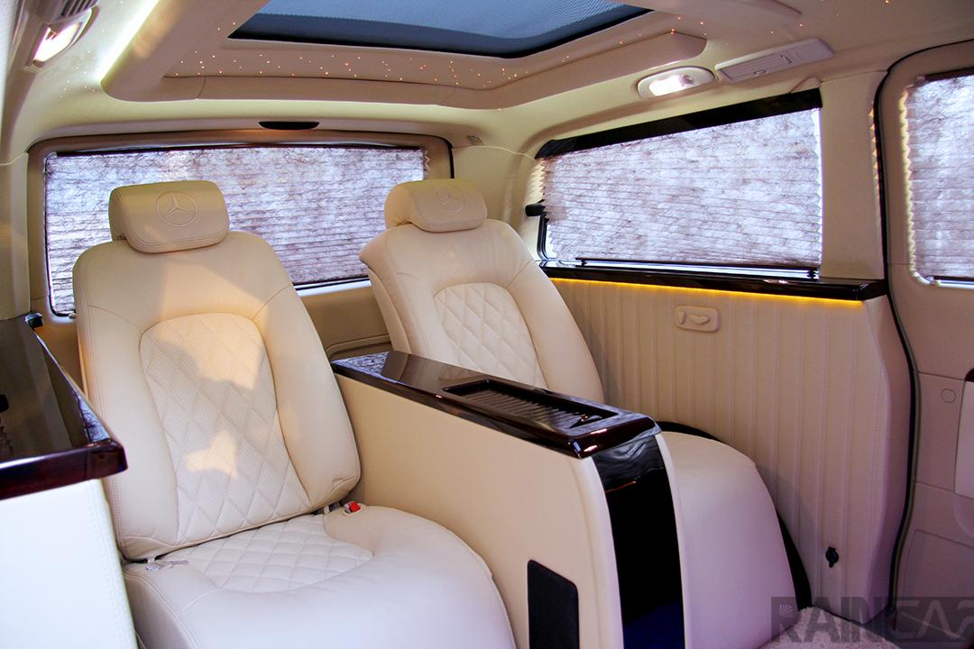 福州威霆改裝 為您推薦專業的商務車內飾改裝服務