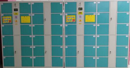 上海电子存包柜选上海领盾_价格优惠——上海电子存包柜