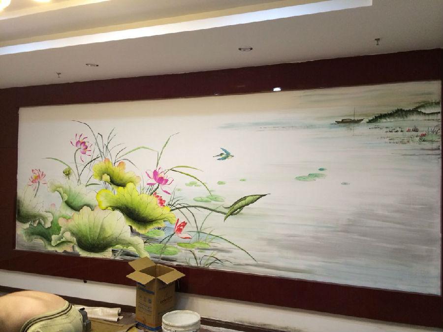 室内墙绘设计
