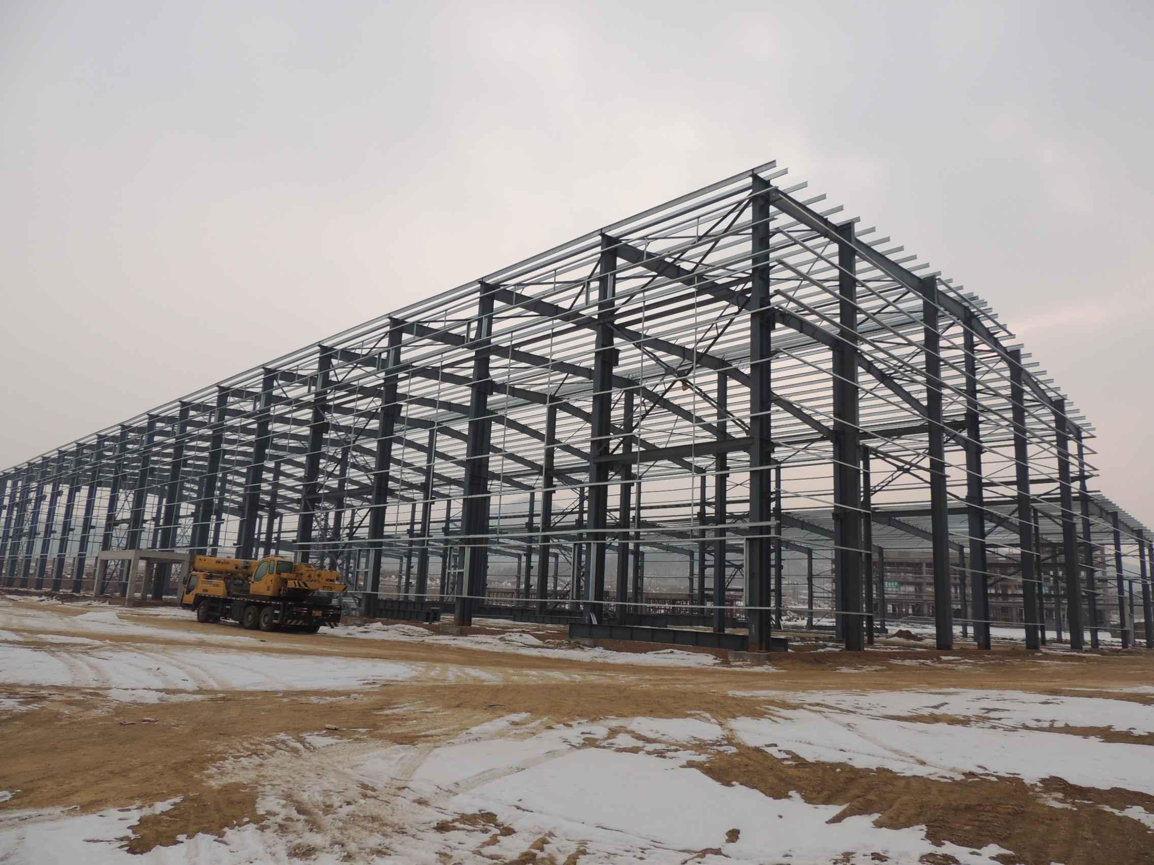 烟台钢结构厂家 烟台钢结构生产 烟台钢结构价格
